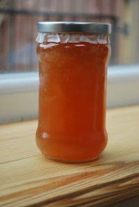 Crab apple jam