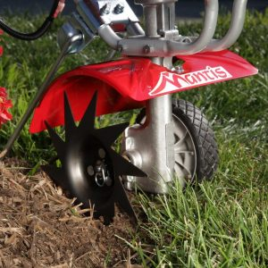 choosing the right tiller for your garden