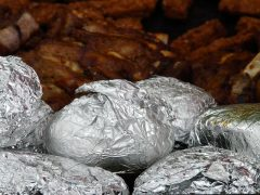 alternatives to cling film and tin foil