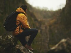 waterproof hiking jacket for men