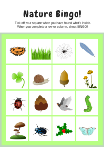 nature printables